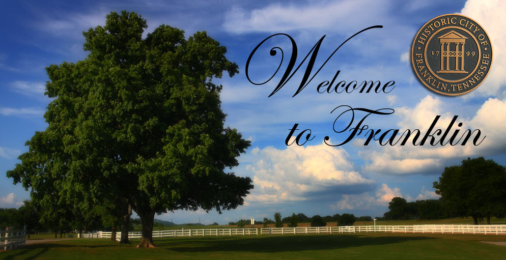 Moving to Franklin Tennessee